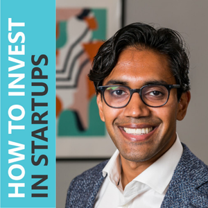 Investor Connect –  Vik Sasi of Dreamers VC