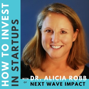 Investor Connect – Dr. Alicia Robb of Next Wave Impact