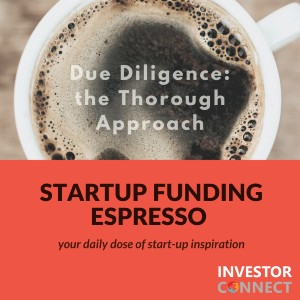 Due Diligence – the Thorough Approach