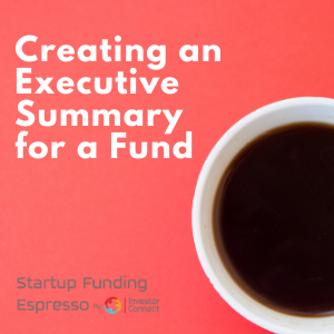 Creating an Executive Summary for a Fund