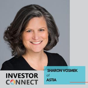 Investor Connect – Sharon Vosmek of Astia