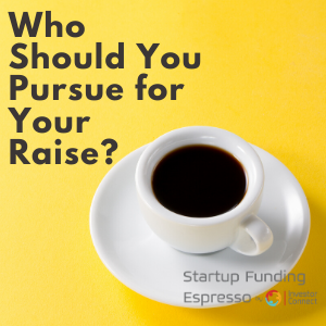 Who Should You Pursue for Your Raise?