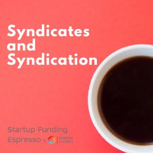 Syndicates and Syndication