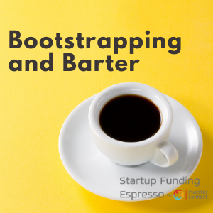 Bootstrapping and Barter