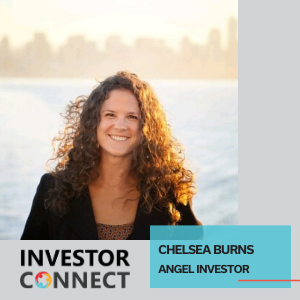 Investor Connect – Chelsea Burns of Escaladora Ventures