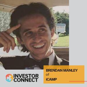 Investor Connect – Brendan Manley of iCAMP