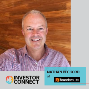 Investor Connect – Nathan Beckord of Foundersuite
