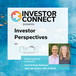 Investor Perspectives: Why I Invested in EXOS