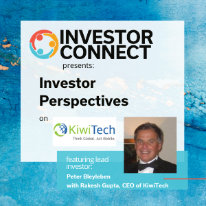 Investor Perspectives: Why I Invested in KiwiTech