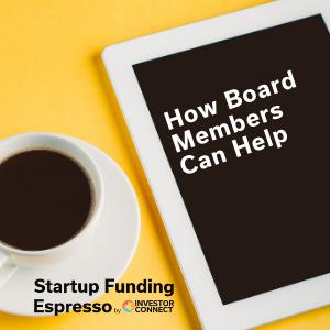 How Board Members Can Help
