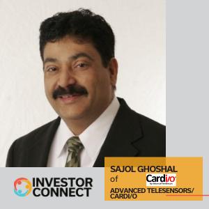 Investor Connect: Sajol Ghoshal of Advanced TeleSensors/Cardi/o