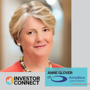 Investor Connect: Anne Glover of Amadeus Capital Partners