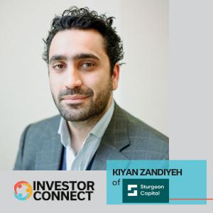 Investor Connect: Kiyan Zandiyeh of Sturgeon Capital
