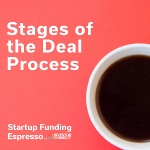 Stages of the Deal Process