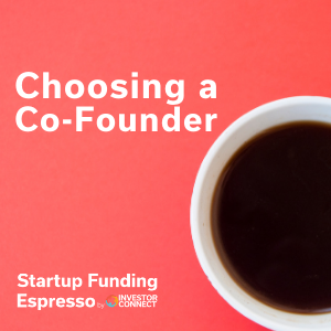Choosing a Co-Founder