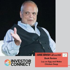 Investor Connect: Arie Brish of cxo360