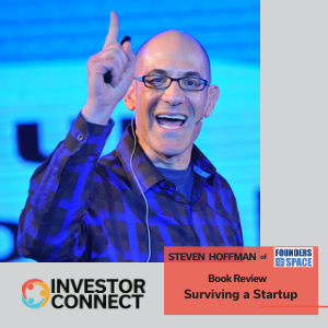 Investor Connect: Steven Hoffman of Founders Space