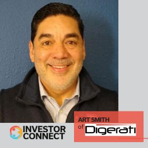 Investor Connect: Art Smith of Digerati Technologies, Inc.