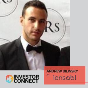 Investor Connect: Andrew Bilinsky of Lensabl
