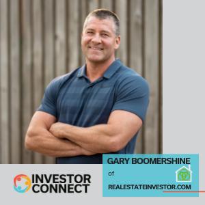 Investor Connect: Gary Boomershine of RealEstateInvestor.com