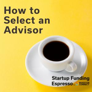 How to Select an Advisor