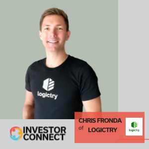 Investor Connect: Chris Fronda of Logictry