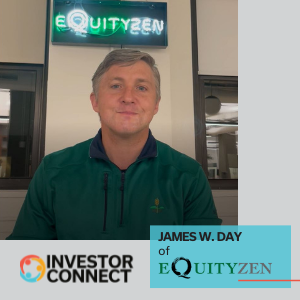 Investor Connect: James W. Day of EquityZen