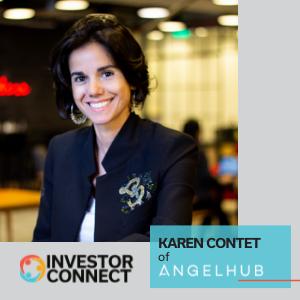 Investor Connect: Karen Contet of AngelHub