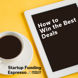 How to Win the Best Deals