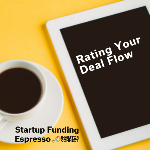 Rating Your Deal Flow