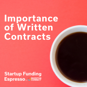 Importance of Written Contracts