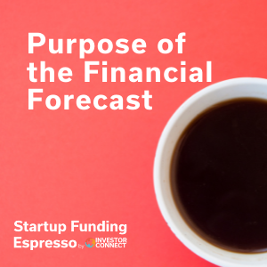 Purpose of the Financial Forecast