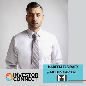 Investor Connect: Kareem Elsirafy of Modus Capital