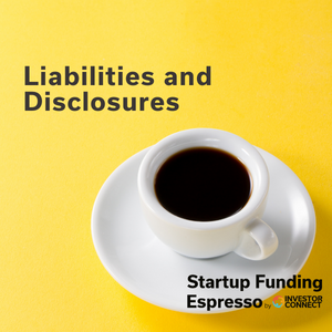 Liabilities and Disclosures